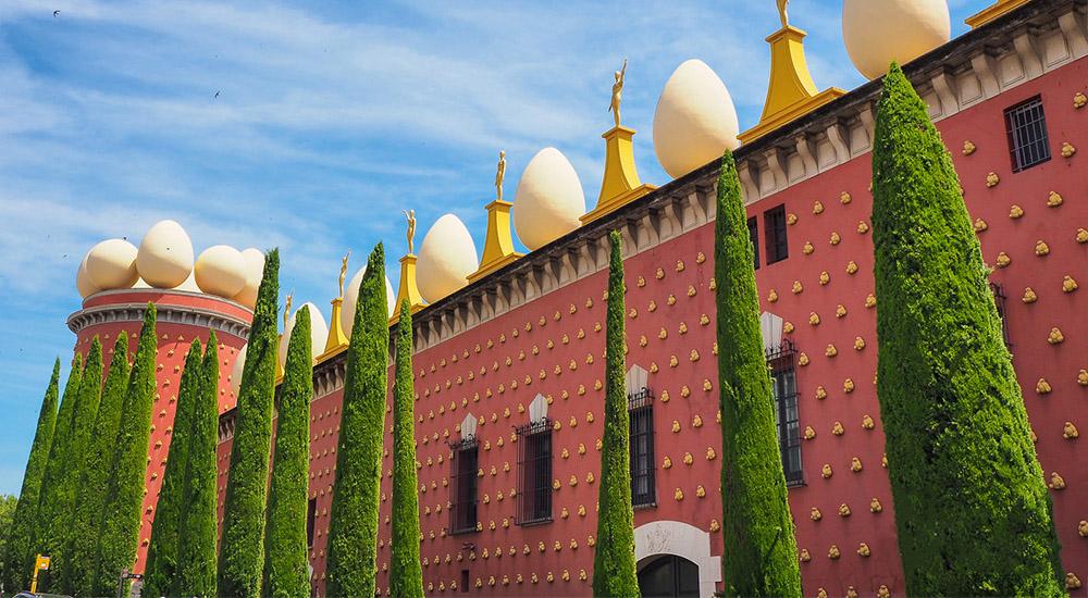 Museu Dalí a Figueres