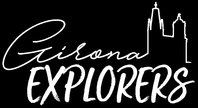 Girona Free Tour white logo
