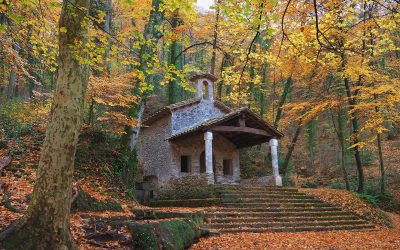 Girona a la tardor