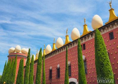 Teatre-Museu Dalí, Figueres