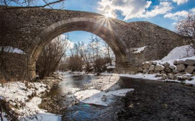 Girona a l'hivern