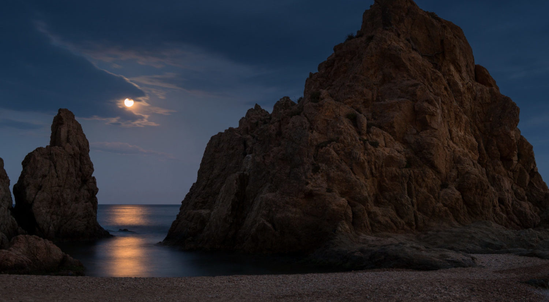 Costa Brava de nit